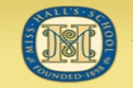 霍尔女子中学-Logo,Miss Hall's School-logo