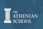 雅典娜高中-Logo,The Athenian School-logo