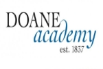 多恩中学-Logo,Doane Academy-logo