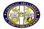 拉里坦湾天主预备中学-Logo,Raritan Bay Catholic-logo