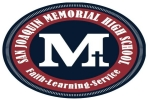 圣华金纪念高中 -Logo,San Joaquin Memorial High School -logo