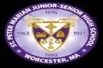 圣彼得玛丽中学-Logo,St. Peter-Marian Junior and Senior High School-logo