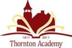 桑顿中学-Logo,Thornton Academy -logo