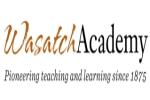 瓦萨琪中学-Logo,Wasatch Academy-logo