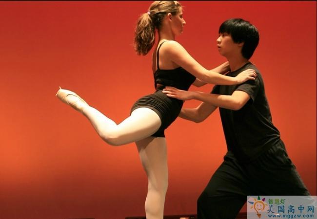 Cate School -凯特中学-Cate School的舞蹈表演