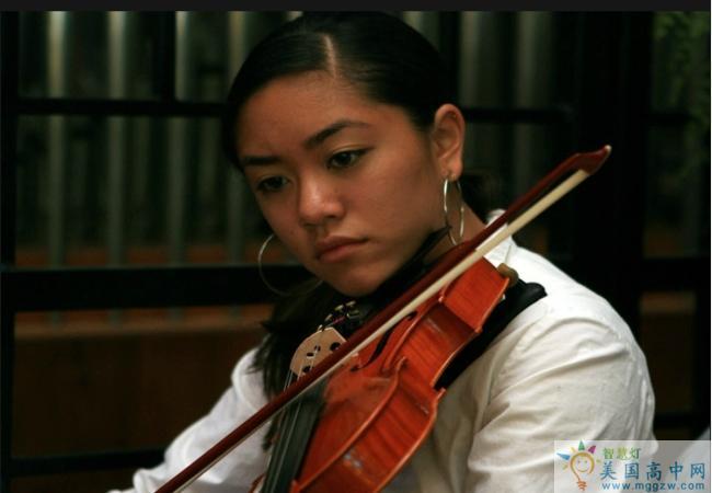 Cate School -凯特中学-Cate School的小提琴弹奏