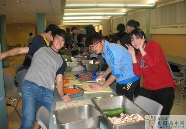 Cotter Schools-科特高中-Cotter Schools的餐厅伙食