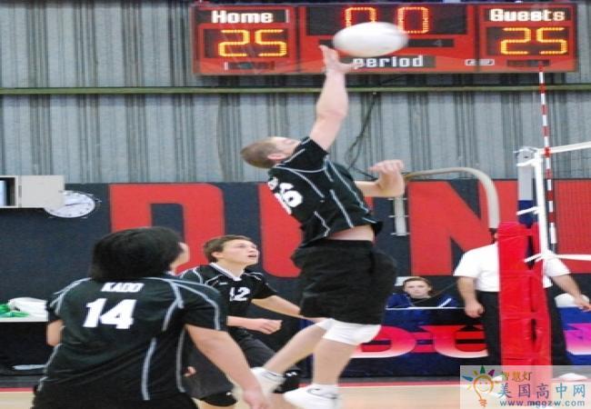 Dunn School -邓恩中学-Dunn School的篮球比赛