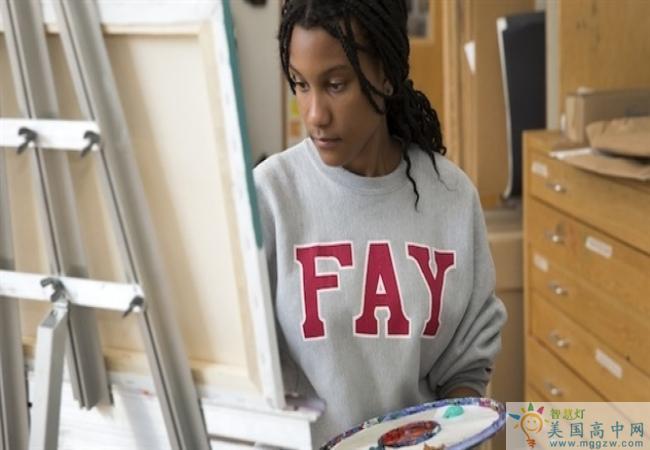 Fay School-菲尔中学-Fay School的写生