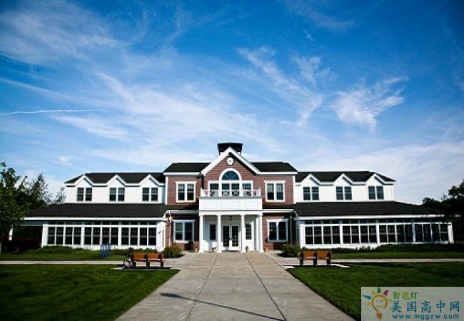 Hillside School-希尔赛德男子中学-Hillside School的学校建筑