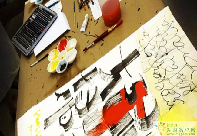 Idyllwild Arts Academy -埃迪怀德艺术高中-Idyllwild Arts Academy 的艺术课
