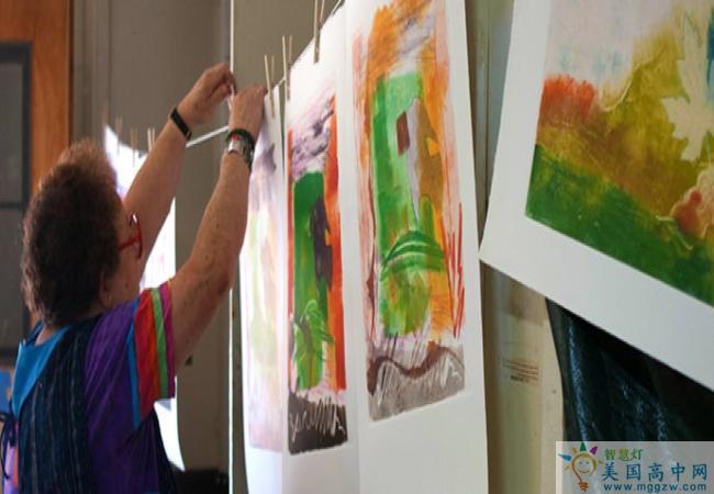 Idyllwild Arts Academy -埃迪怀德艺术高中-Idyllwild Arts Academy 的作品展示