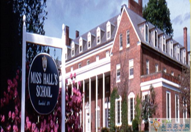 Miss Hall's School-霍尔女子中学-Miss Hall's School的建筑