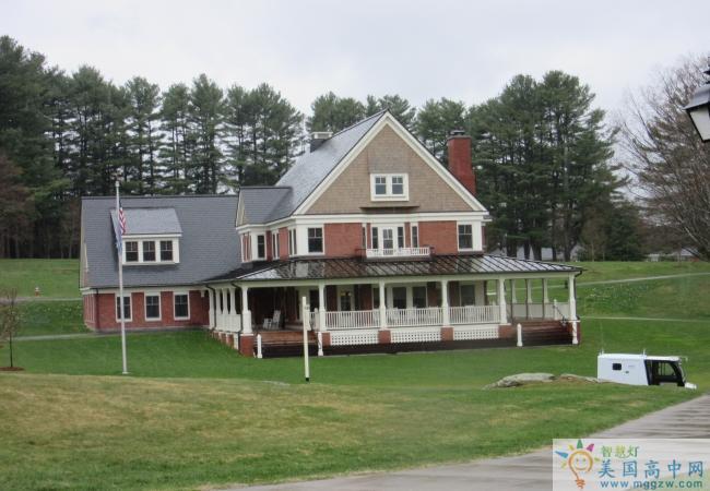 Northfield Mount Hermon School-北野山中学-Northfield Mount Hermon School院校参访6