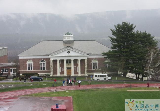 Northfield Mount Hermon School-北野山中学-Northfield Mount Hermon School院校参访4