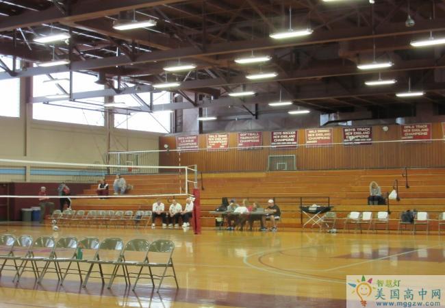 Northfield Mount Hermon School-北野山中学-Northfield Mount Hermon School院校参访11