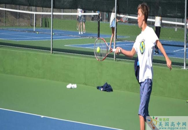 San Domenico School- 圣多米尼克高中-San Domenico School的网球比赛
