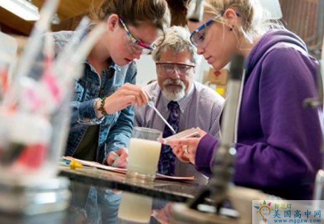 Stevenson School-史蒂文森中学-Stevenson School的科学研究