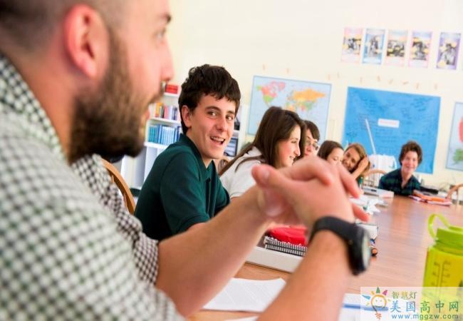 Stevenson School-史蒂文森中学-Stevenson School的讨论会
