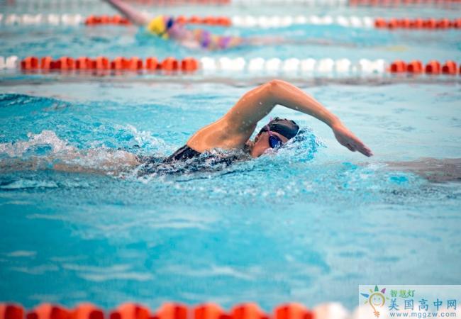 Suffield Academy-萨菲尔德高中-Suffield Academy的游泳比赛