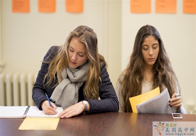 Suffield Academy-萨菲尔德高中-Suffield Academy的学习生活