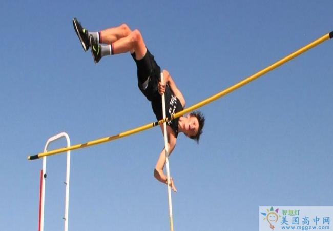 Tallulah Falls School-塔卢拉弗中学-Tallulah Falls School的跳高比赛