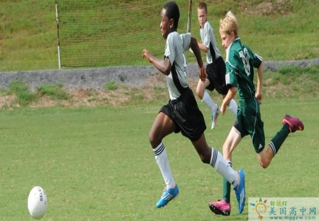 Tallulah Falls School-塔卢拉弗中学-Tallulah Falls School的足球比赛