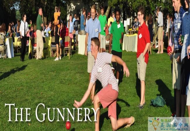 The Gunnery School-格纳瑞中学  -Gunnery School的户外活动