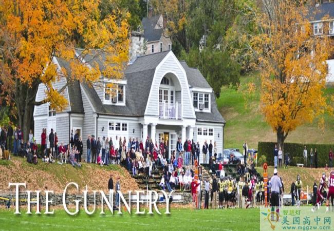 The Gunnery School-格纳瑞中学  -Gunnery School的学校环境
