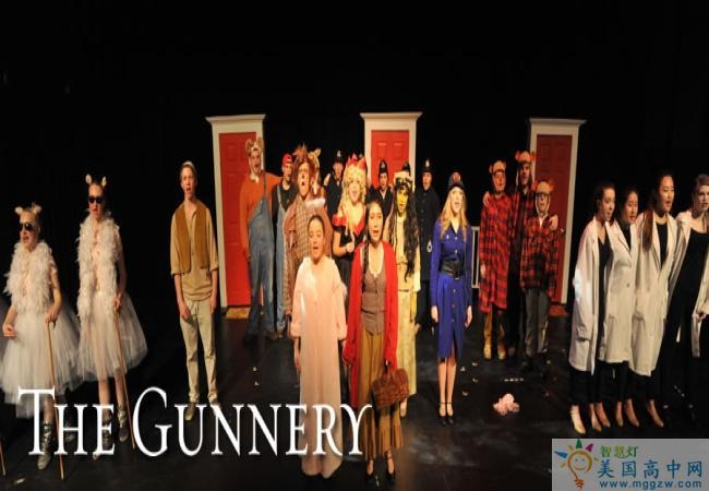 The Gunnery School-格纳瑞中学  -Gunnery School的文艺表演