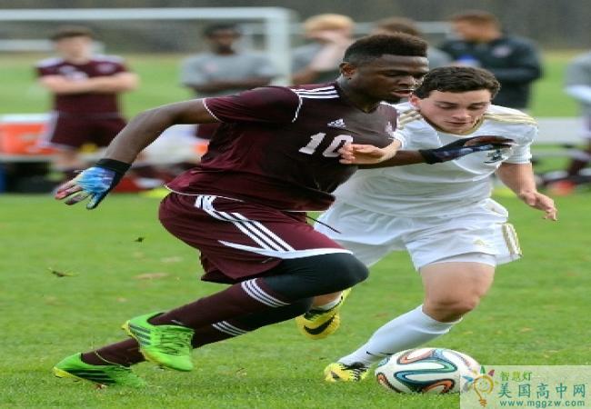 The Loomis Chaffee School -鲁米斯柴菲中学-Loomis Chaffee School的足球比赛