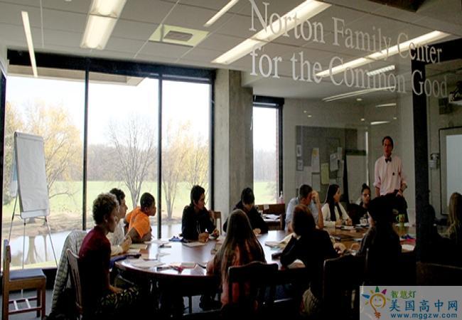 The Loomis Chaffee School -鲁米斯柴菲中学-Loomis Chaffee School的会议
