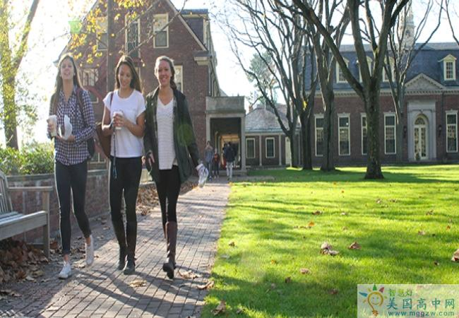 The Loomis Chaffee School -鲁米斯柴菲中学-Loomis Chaffee School的校园生活