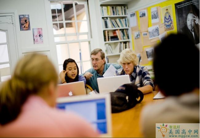 The Thacher School -撒切尔高中-Thacher School的讨论会