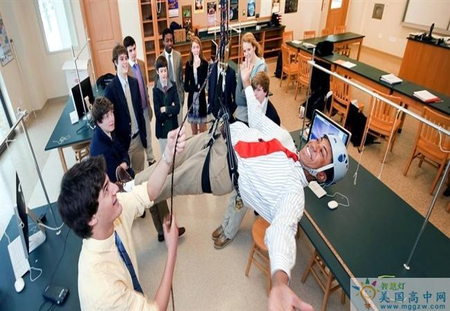 Westminster School-威斯敏斯特中学-Westminster School的模拟体验课