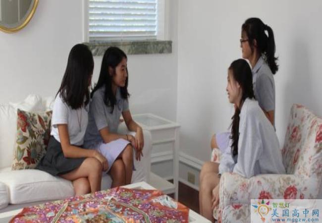 Ashley Hall School-阿什丽厅女校-12