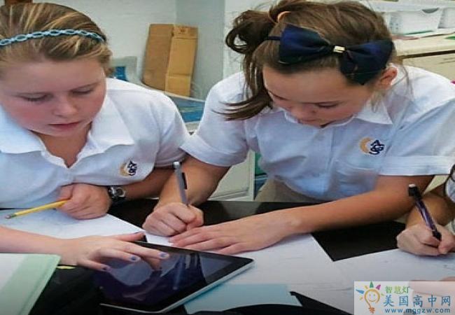 Atlanta Girls School-亚特兰大女校中学-Atlanta Girls School的学习环境.png