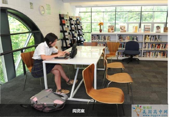 Atlanta Girls School-亚特兰大女校中学-Atlanta Girls School的阅览室.png