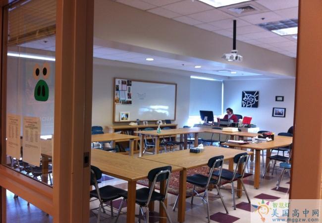 Bancroft School -班克罗夫特中学-Bancroft School教室