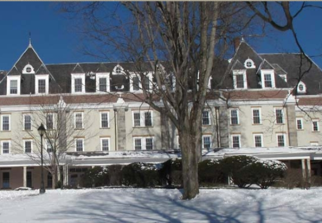 Blair Academy -布莱尔中学-Blair Academy的建筑