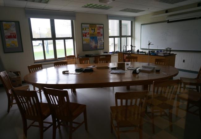 Blair Academy -布莱尔中学-Blair Academy校园参访3