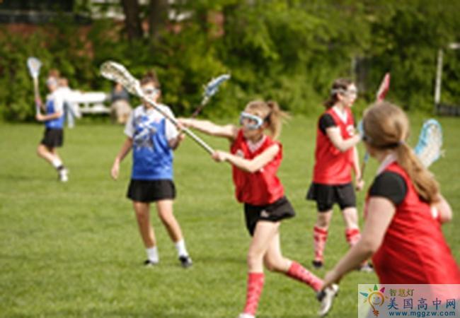 Buffalo Seminary -布法罗女子高中-Buffalo Seminary的长曲棍球比赛