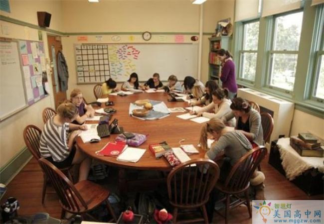 Buffalo Seminary -布法罗女子高中-Buffalo Seminary的教学环境