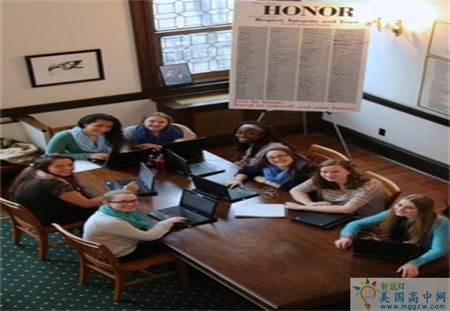 Buffalo Seminary -布法罗女子高中-Buffalo Seminary的工作环境