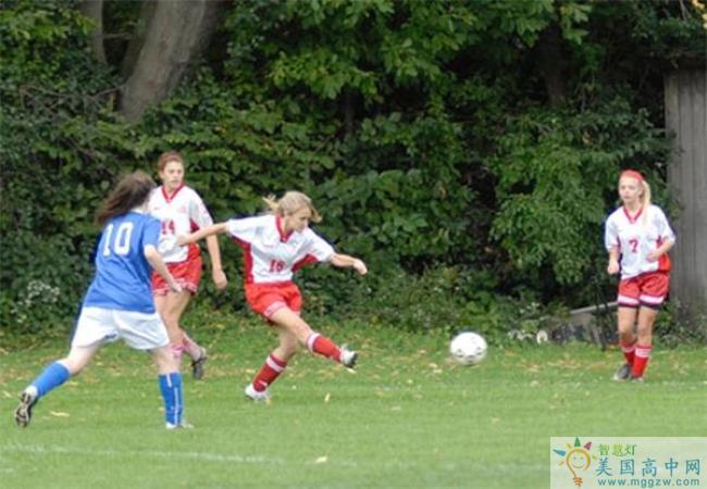Buffalo Seminary -布法罗女子高中-Buffalo Seminary的足球比赛
