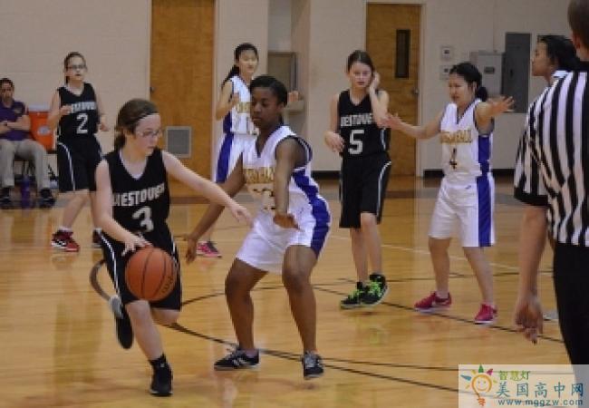 Chatham Hall-查塔姆霍尔女子中学-Chatham Hall的篮球比赛