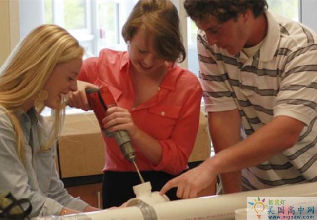 Christchurch School -基督教堂中学-Christchurch School的实践课堂