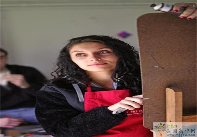 Darrow School-达罗高中-bennett-teddy-woodshop的艺术课