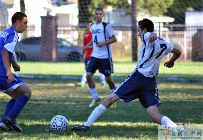 Doane Academy-多恩中学-Doane Academy的足球比赛.jpg