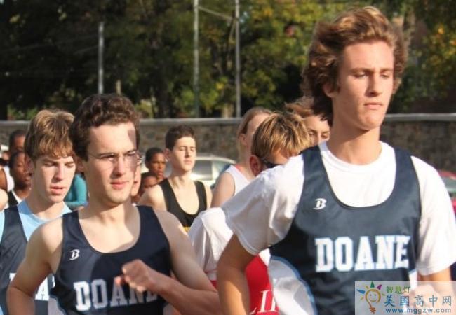 Doane Academy-多恩中学-Doane Academy的跑步比赛.jpg